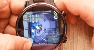 Амонг ас на Android SmartWatch
